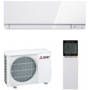 Внутренний блок настенного типа Mitsubishi Electric MSZ-EF22VE W/B