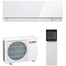 Внутренний блок настенного типа Mitsubishi Electric MSZ-EF50VE W/B