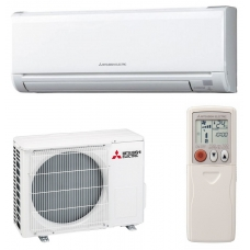 Сплит-система настенного типа Mitsubishi Electric MS-GF25VA / MU-GF25VA (зимний комплект)